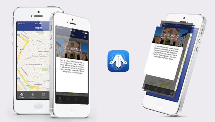 Ruzzi Roberto - AcrossAlba - App iOs Alba
