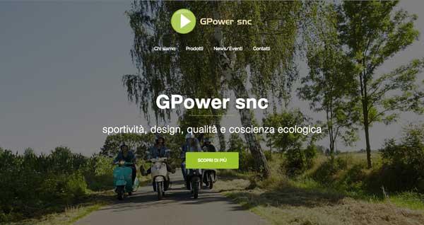 Ruzzi Roberto - Gpowersnc - Siti Web